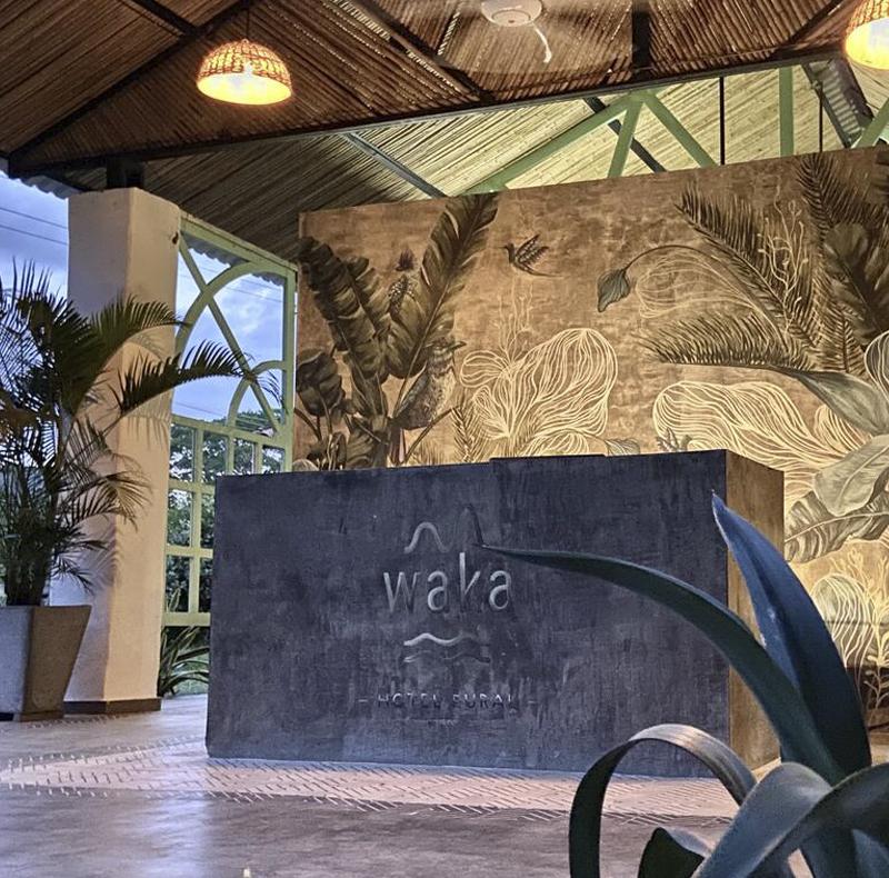 Waka Hotel campestre
