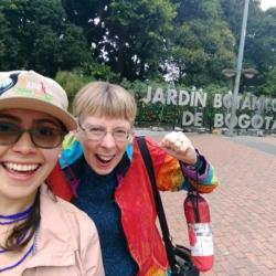 Birding and Culture in Bogota