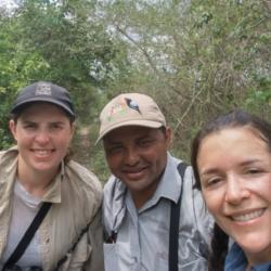 Birding in Guajira Peninsula with ICO People