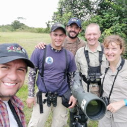 Birding in Llanos with Manakin