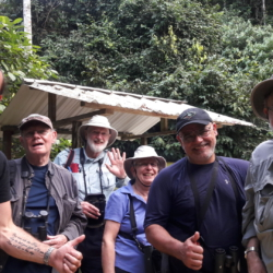 Birding in Magdalena with Field Guides and Jesse Fagan