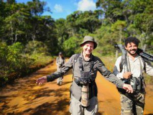Birding in Mitu Amazon Colombia
