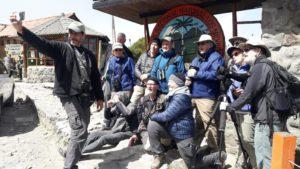 Birding in Nevado del Ruiz National Park