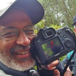 Happy Clientes with great pics of birds in Colombia