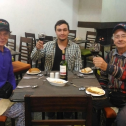 Happy Clients in Colombia with Manakin
