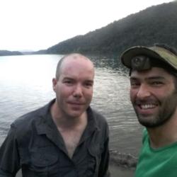 Happy Wildlife Watchers in Colombia