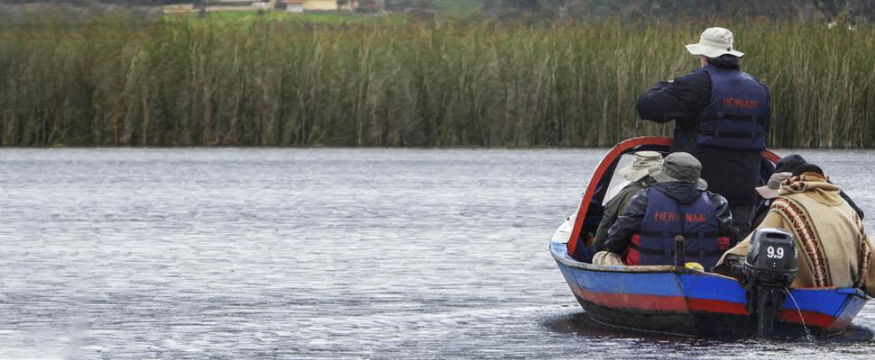 Laguna de la Cocha - Southren Colombia VENT