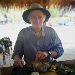 Our friend Steve Hilty