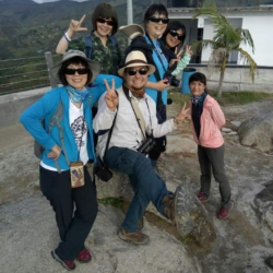 Taiwan Group of Wildlife and Culture Tour in Colombia