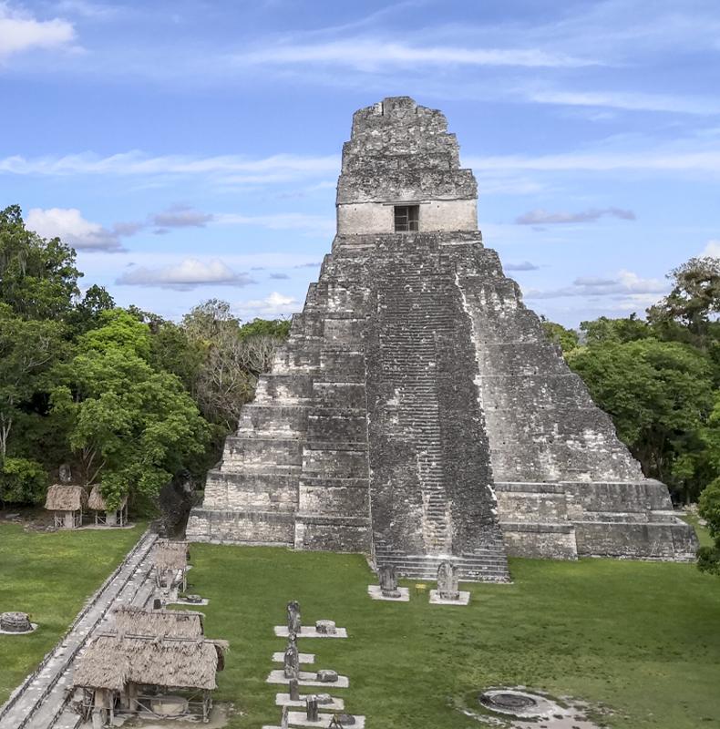 Tikal Guatemala - Birding in Latin America