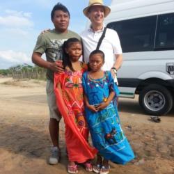 WWF Tam Trip In Guajira Peninsula