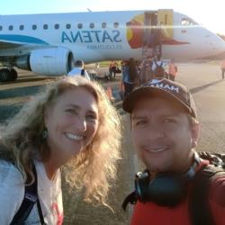 With Audubon Group Ready to Amazon Jungle