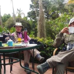 With our friend Alex Alvarado from Honduras