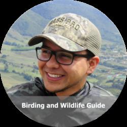 Daniel Lopez - Caribbean Birding Tours