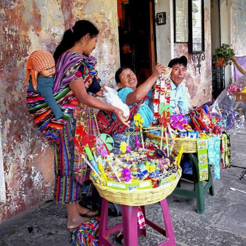 Guatemala Indigenous People