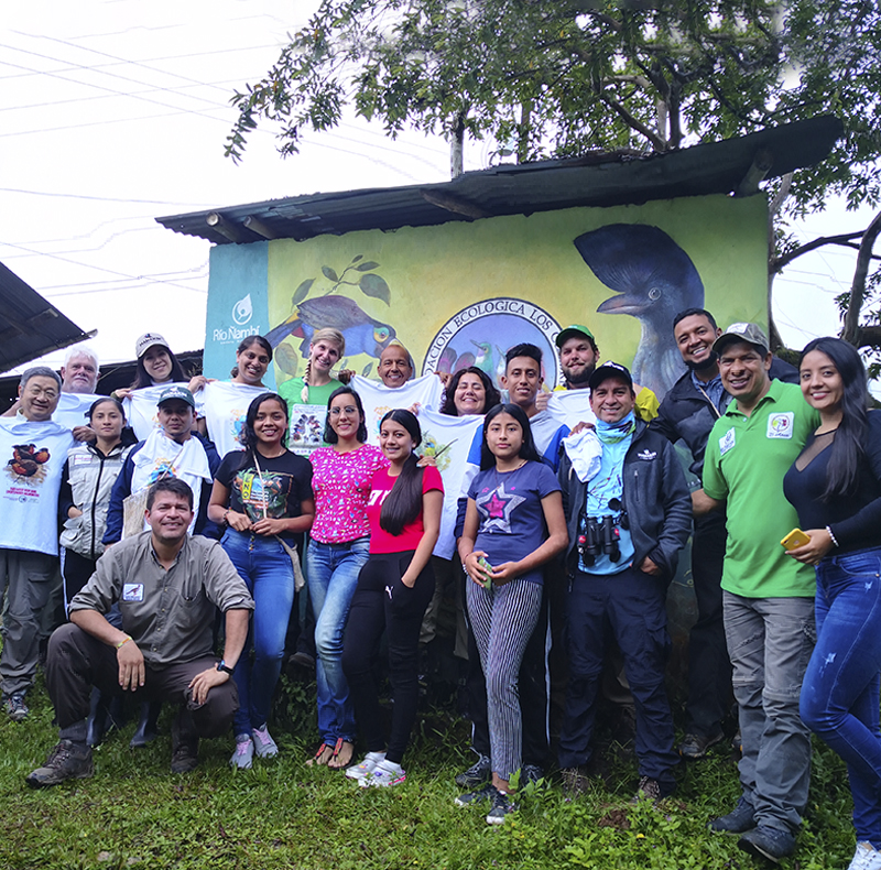 .Ñambi Ecological Group and FELCA Organization