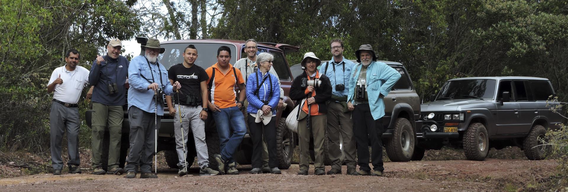 Birding in Perija National Park