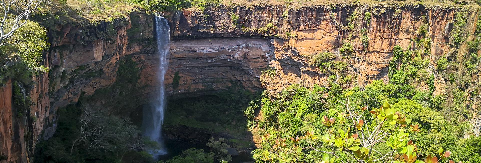Cascada Pantanal