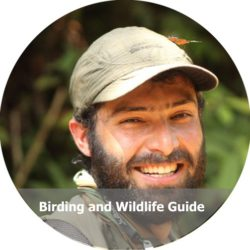 Manuel Espejo Birding Guide